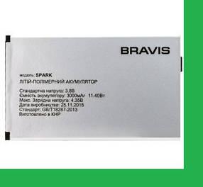 Bravis Spark Аккумулятор