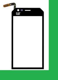 CAT S30, Caterpillar CAT S30 (Dual Sim) Тачскрин (сенсор) черный