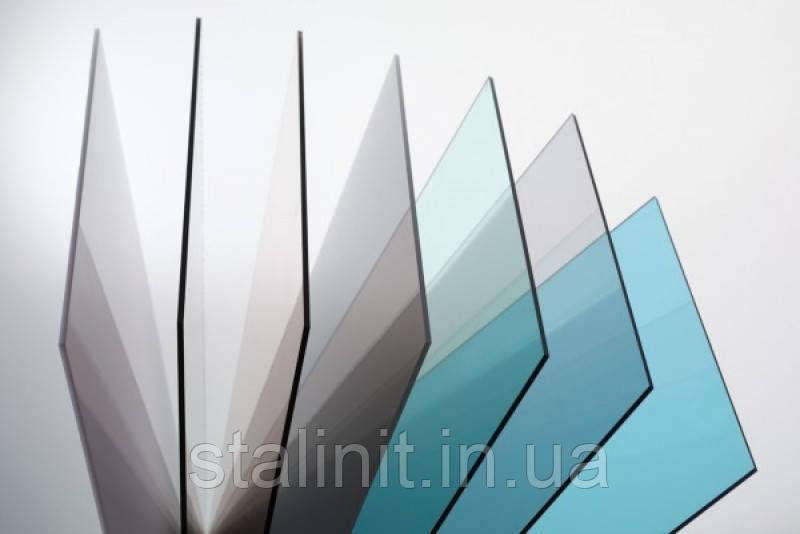 Литой поликарбонат Monogal 3 мм, фото 1