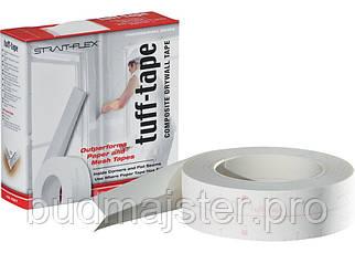 Стрічка для кутів і швів TUFF TAPE - STRAITFLEX, 30м