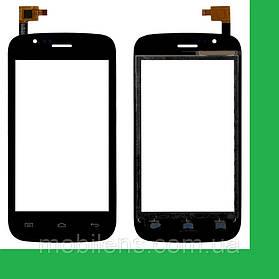 Explay A400, BLU A270A Advance 4.0 Тачскрин (сенсор) черный