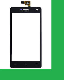 GoClever Insignia 500 Тачскрин (сенсор) черный