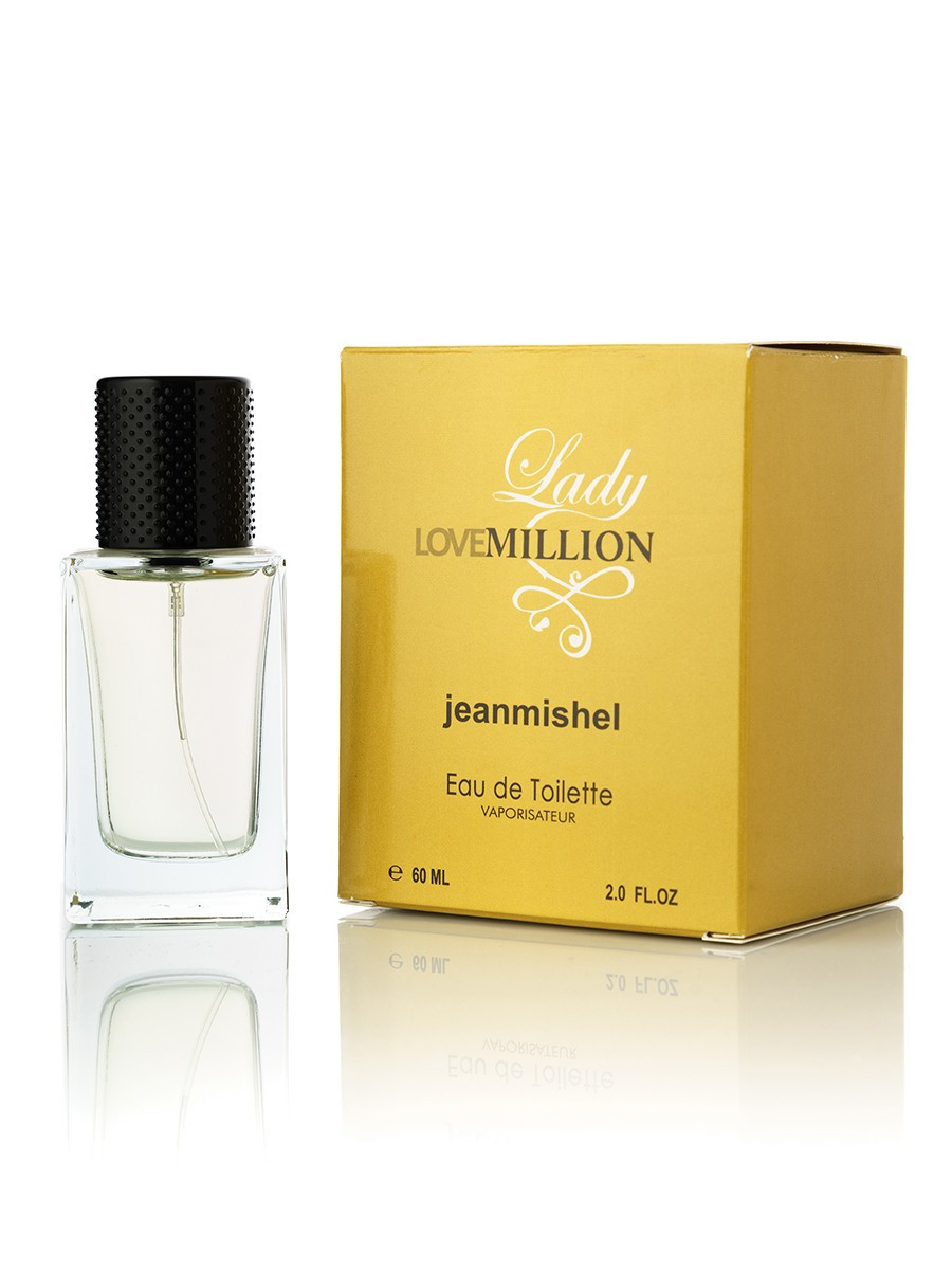 JEANMISHEL LOVE LADY MILLION EDT 60ML