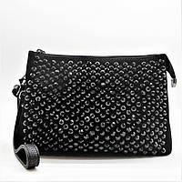 Эксклюзивная женская сумочка в камнях ВВВ-200055, фото 1