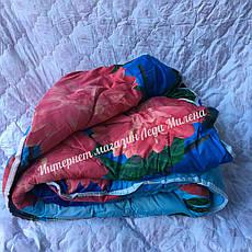 Одеяло овечья шерсть закрытое полуторное оптом и в розницу фабричное, фото 3