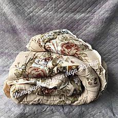 Одеяло из овечьей шерсти полуторное, фото 2