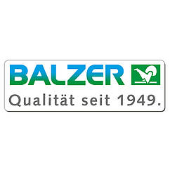 Наклейка Balzer логотип 13х75см