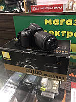 Зеркальный фотоаппарат Nikon D3100 + AF-S Nikkor 55-200mm f/4-5.6G AF-S ED VR II, фото 1