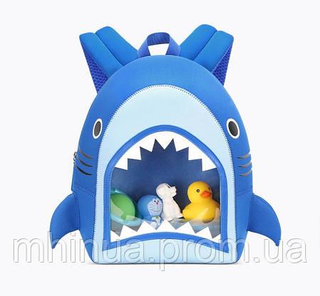 Детский рюкзак Nohoo Акула (NHB186), фото 2