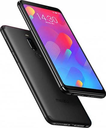 Смартфон Meizu M8 4/64GB Black Global Version Оригинал Гарантия 3 / 12 месяцев, фото 2