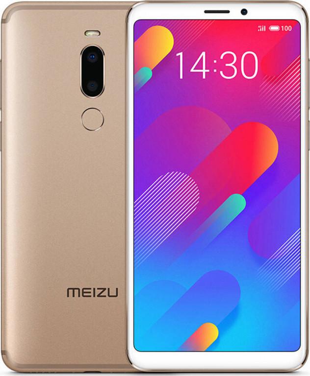 Смартфон Meizu M8 4/64GB Gold Global Version Оригинал Гарантия 3 / 12 месяцев