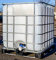 Пластиковая емкость на 1000 литров (возможна аренда)