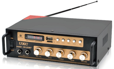 Підсилювач AMP SN 222 BT