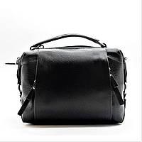 Удобная женская сумочка темно-зеленого цвета ВВВ-200079, фото 1