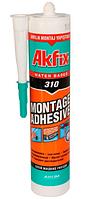 Жидкие гвозди клей Akfix , GA200, 310мл