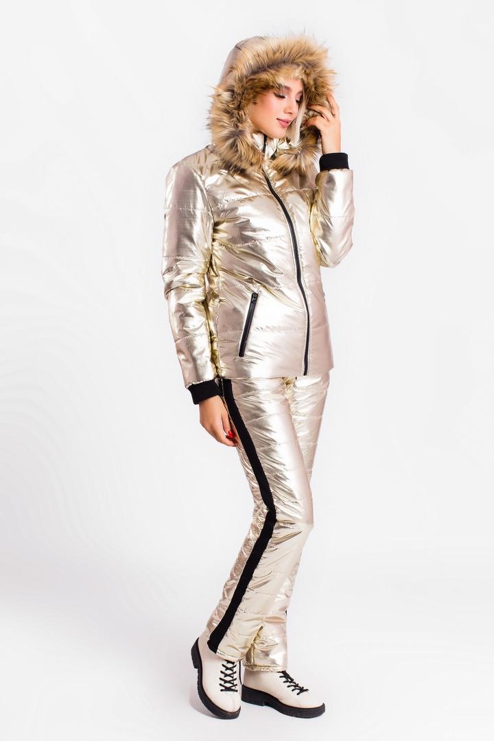 1063bcf1288c3 Женский горнолыжный костюм на синтепоне
