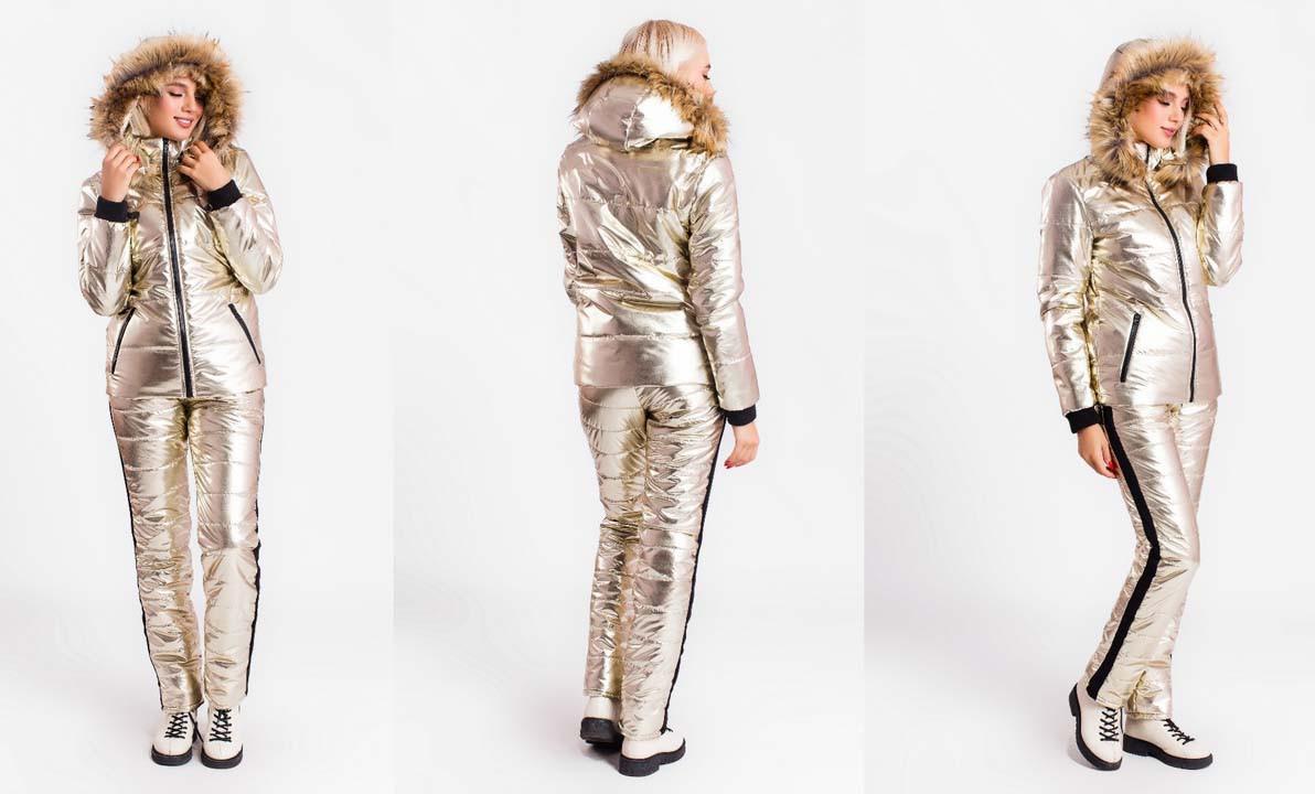7353edb0f54fa Женский горнолыжный костюм на синтепоне