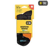Шкарпетки M-Tac Coolmax 75% Black Size 35-38, фото 1