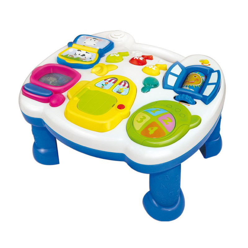 Музыкальный  столик развивающий  BABY MIX PL-313106