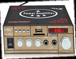 Підсилювач AMP 606 BT