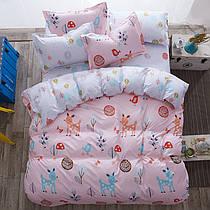 Комплект постельного белья Счастливый лес (полуторный) Berni