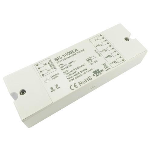 LED контроллер-приемник SR-1009EA 4 канала SUNRICHER 7673