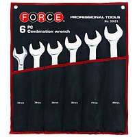 Набір ключів рожково-накидних Force 50651S