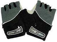 Перчатки без пальцев In Motion NC-1212-2010 черн XL