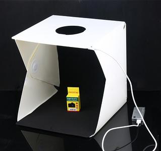 Фотобокс с LED подсветкой 40*40*40 см