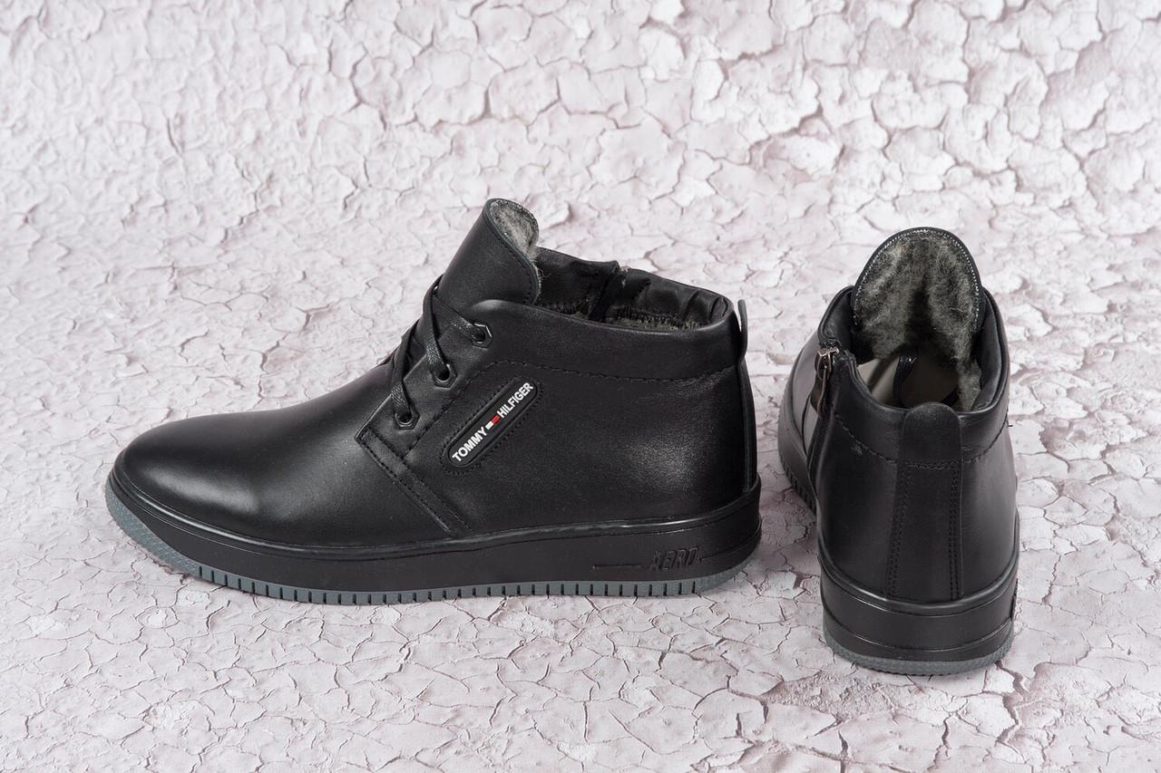 Мужские Кожаные Ботинки Tommy Hilfiger 43 — в Категории