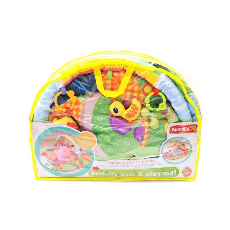 Коврик для малышей  с дугами FC002-1
