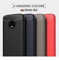 TPU чехол Urban для Motorola Moto G6