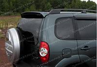 Спойлер Chevrolet Niva, Козырек на ляду Шевроле Нива, фото 1