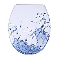 Крышка для унитаза с микролифтом Splash AWD02181298