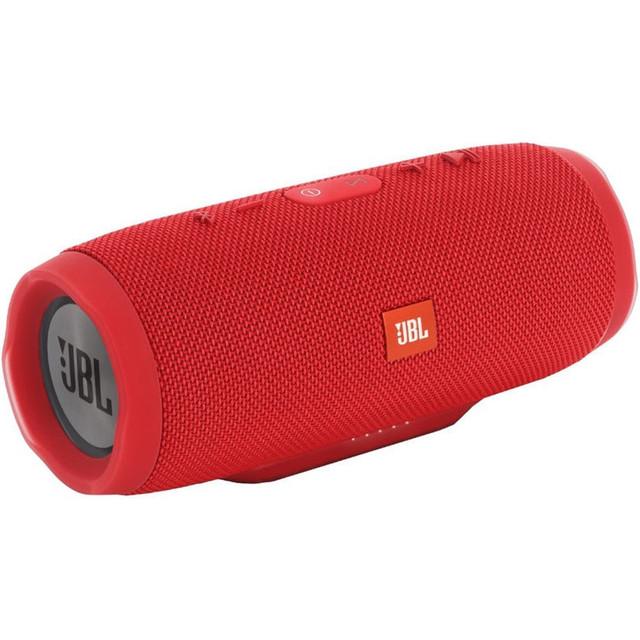 Портативная Bluetooth колонка JBL Xtreme charge 3,  колонка, блютус, беспроводная, красная
