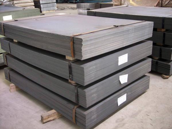 Лист сталевий ст. 45 30,0х1500х6000мм