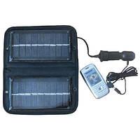 Универсальное зарядное устройство на солнечных батареях SCH3 AXIOMA energy