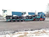 Перевезення негабаритних вантажів Україна - Німеччина (Украина - Германия)