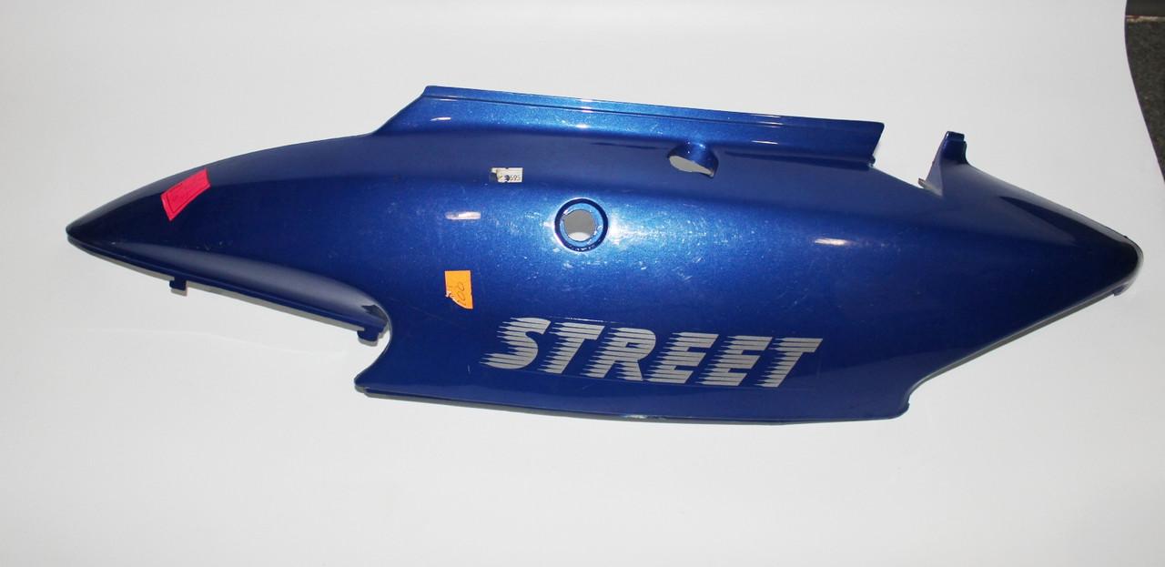 Viper STREET 125 - пластик ''бокова панель L''(синій)