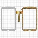 """Сенсорний екран для планшету Tablet PC 7"""", IconBIT NetTAB Matrix Quad (NT-0705M), 7"""", 190x114 mm, 6 pin, білий"""