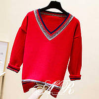 Женский стильный свитер (4 цвета), фото 1