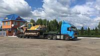 Перевезення негабаритних вантажів Литва - Україна (Литва - Украина)
