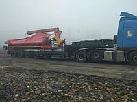 Перевезення Перевантажувач зерна - Перегружатель зерна