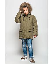 Теплая куртка-парка для мальчиков Торонто