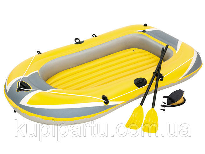 61083 Лодка надувная BESTWAY, 228*121см