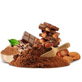 Натуральный шоколад, кэроб и какао