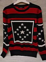 Свитер Givenchy красный, фото 1
