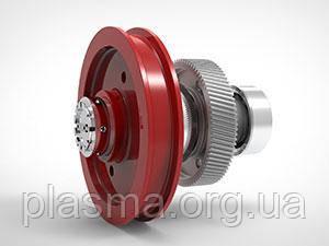 Колеса крановые и колесные установки
