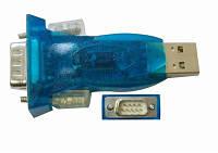 Переходник USB to COM (RS-232) (DB9) Converter 9 pin