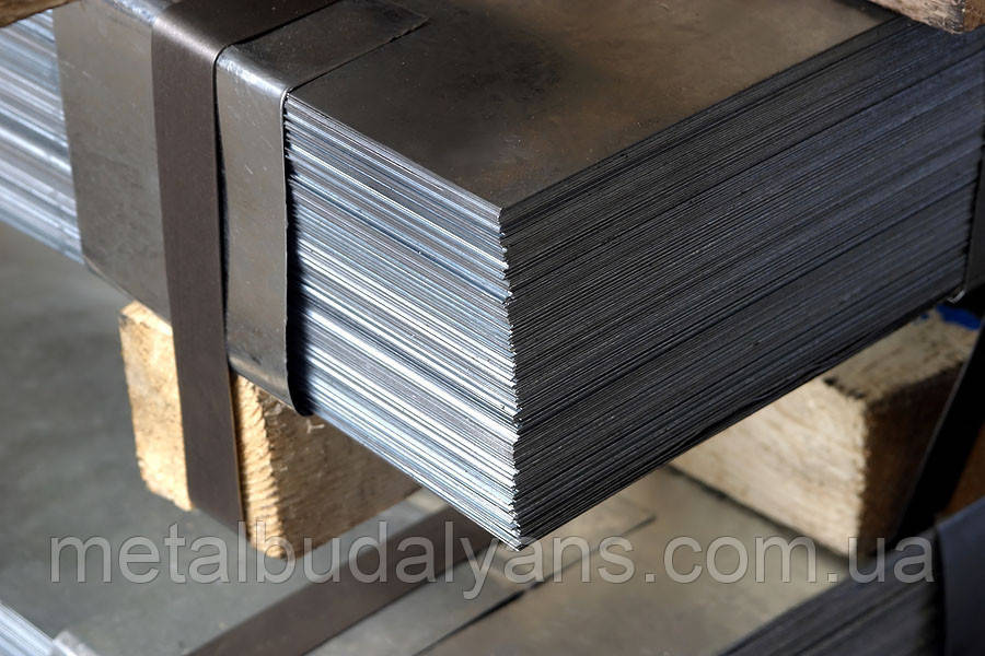 Лист стальной ст.40Х  45,0х1500х6000мм